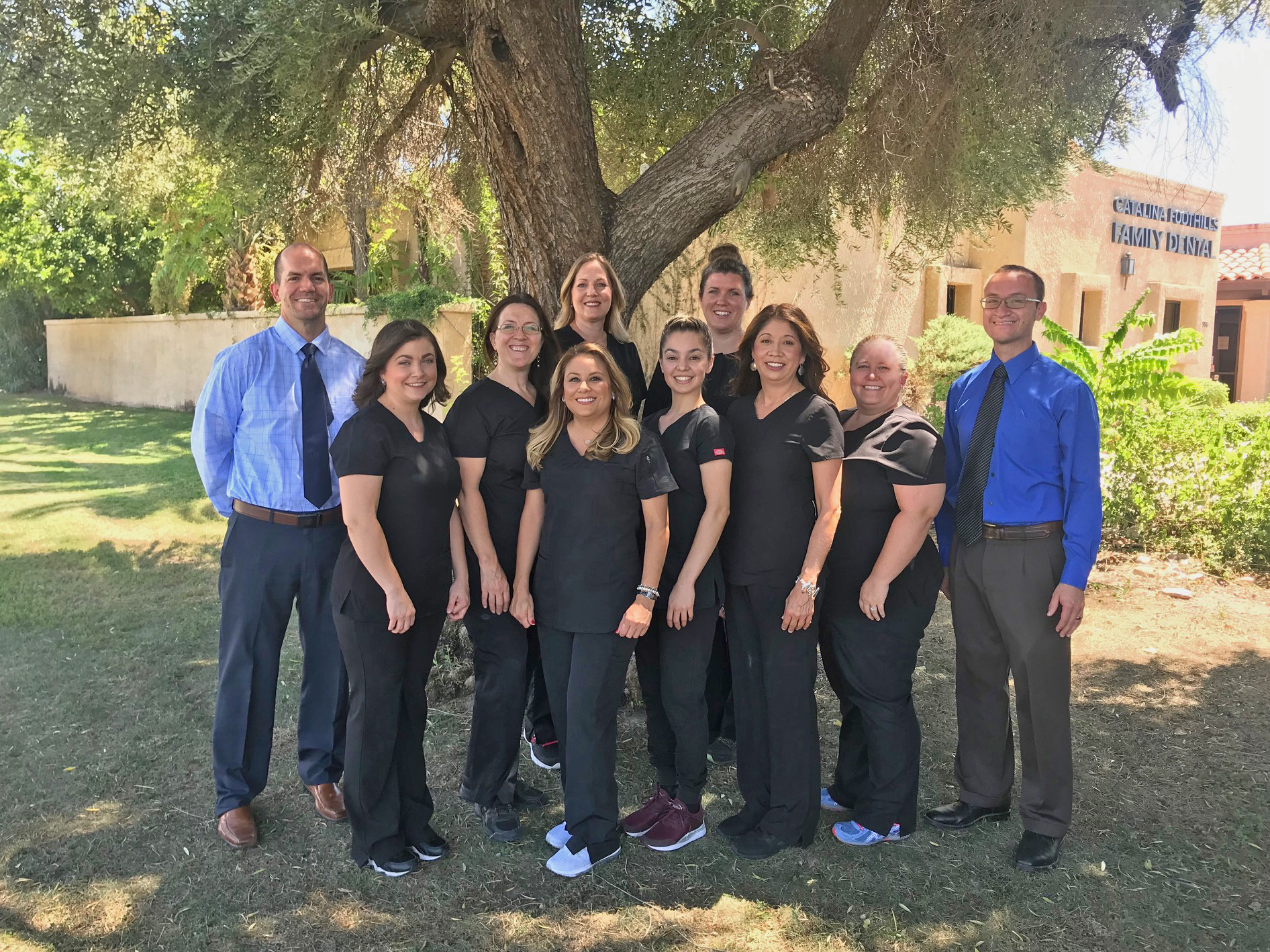 Your Catalina Foothills Family Dental Team